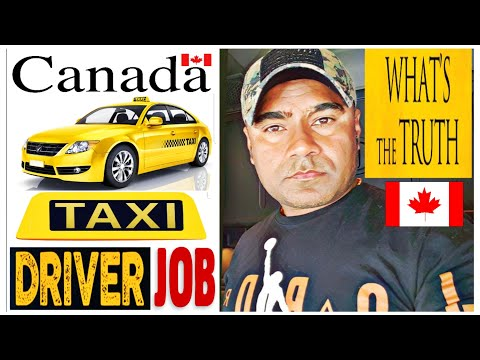 Canada Taxi Driver Job. Know the TRUTH. Stay away from these 2 Pakistani Thugs