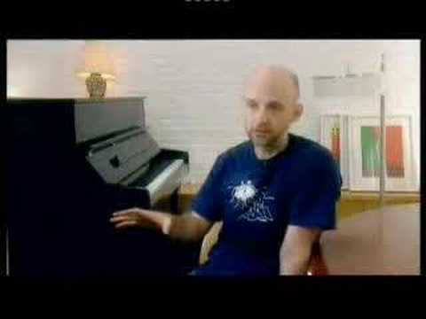 Moby - Making Of Last Night Part1