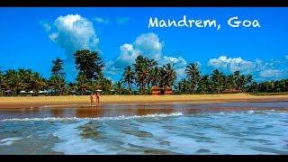 мандрем бич, Гоа. Полный обзор для путешественников. Mandrem beach, Goa. Full review for travelers