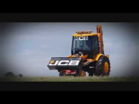 JCB GT - The fastest digger on EARTH