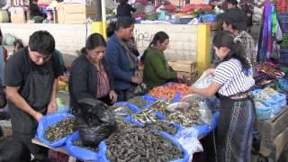 Guatemala Solola Market