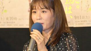 元AKB48で女優の前田敦子(27)が23日、都内で行われたNHK・BSプレミア...