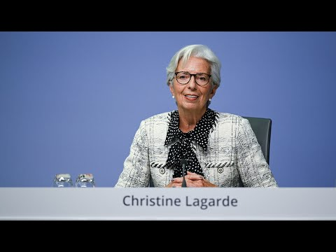 ECB Governing Council Press Conference - 29 October 2020