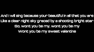 Be my Valentine - Tim McMorris