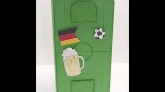 Fußball EM Spielplan DIY