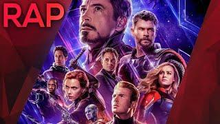 Rap de Avengers: EndGame EN ESPAÑOL - Shisui :D