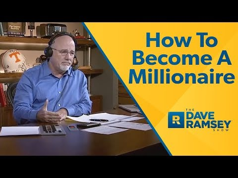 how-to-become-a-millionaire---dave-ramsey-rant