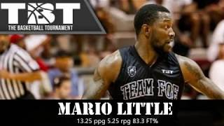 Mario Little 2017 TBT Highlights