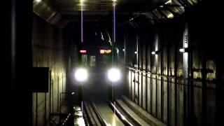 つくばエクスプレス 六町駅快速通過 720p