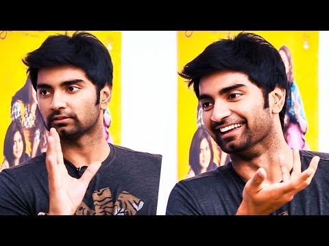 """I can't sleep without playing PlayStation"" - Fun Side of Atharvaa 