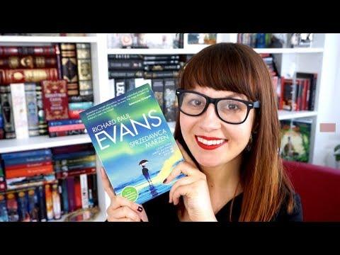 Książka, która zmieniła moje życie?   SPRZEDAWCA MARZEŃ Richard Paul Evans