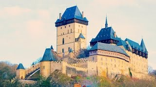 Полиция, Штраф - Замок Карлштайн(На 3-й день пребывания в Праге , нам пришла идея посетить загородный замок Карлштайн , самый большой замок..., 2015-09-16T12:28:28.000Z)