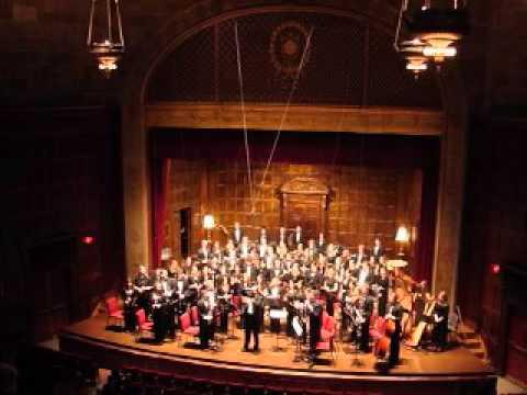 SUNY Potsdam Crane Wind Ensemble
