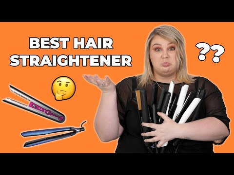 Top 10: Best Hair Straighteners In 2020