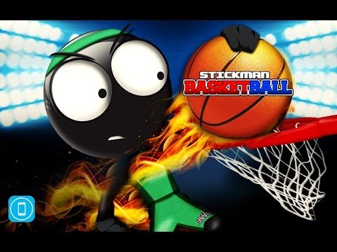 Stickman Basketball - Gameplay - iOS & Android - HD