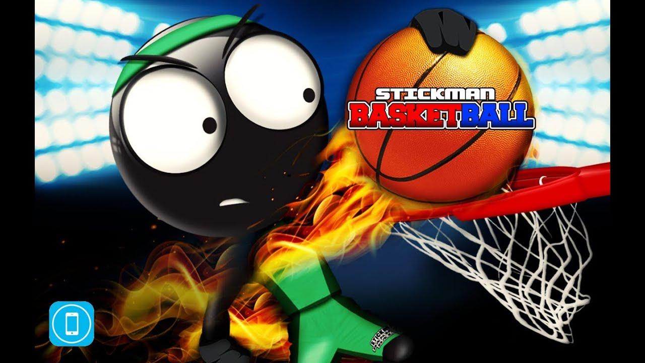 stickman basketball gameplay ios u0026 android hd youtube