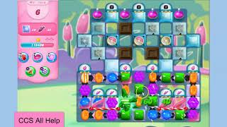 Candy Crush Saga Level 7816 NO BOOSTERS Cookie