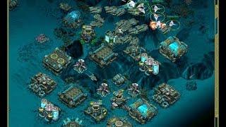 Submarine Titans WS Campaign Hard Part 1 ; 2 missions