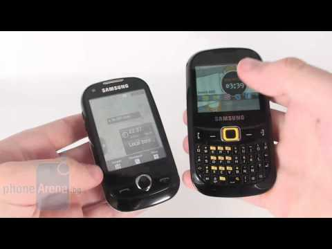 Samsung CorbyPRO и CorbyTXT Превю