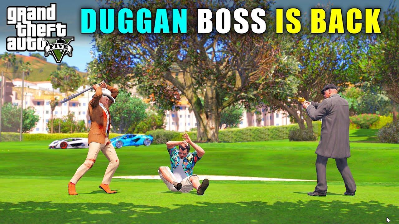 DUGGAN BOSS TAKE REVENGE FROM MICHAEL | GTA V GAMEPLAY #132 | TECHNO GAMERZ GTA 5 132 | GTA V 132