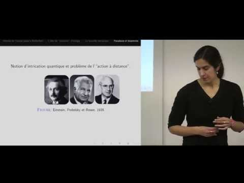 """Nalini Anantharaman - """"Mathématiques et physique - les débuts de la mécanique quantique"""""""