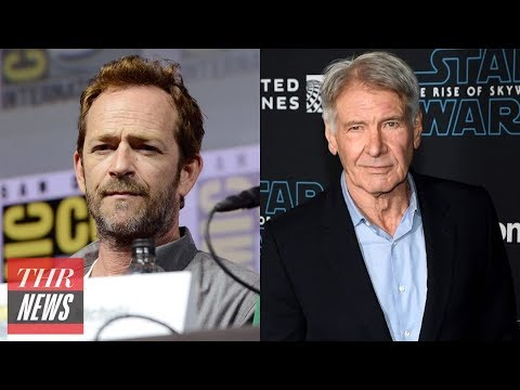 Harrison Ford Calls Trump a 'Son of a Bitch,' Why Luke Perry Was Not in Oscars Memoriam | THR News