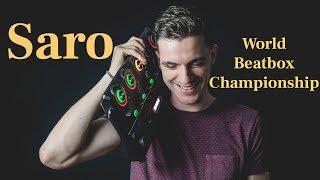 SARO All rounds World Beatbox Championship 2018