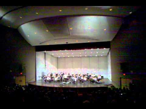 Meridian Middle School D102 Beg Band 2011/2012 Year-End Concert Part 2