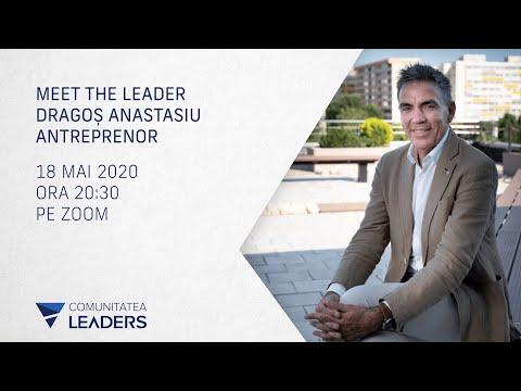 Dragoș Anastasiu, Președintele Eurolines la Meet the Leader