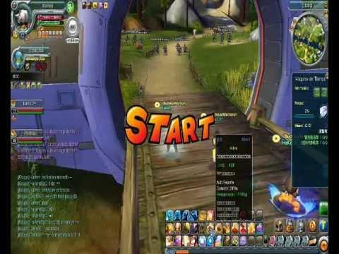 Dragon Ball Online (DBO) - TMQ 1 (Hard)