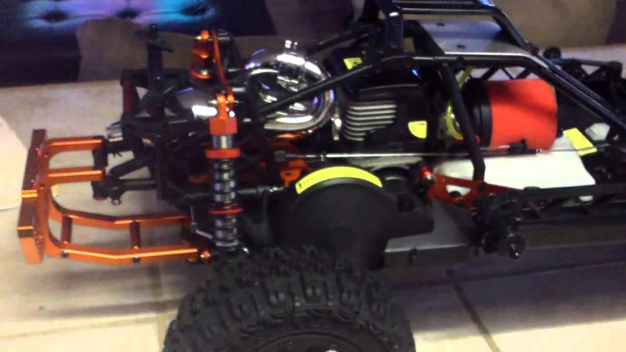 Rovan Rc Baja 5t Terminator 1 1 Youtube