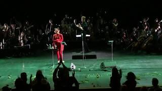 Björk - Utopia Flowers For Utopian Lady [#5] Live @ State Opera House Of Georgia, (03-11-2017)
