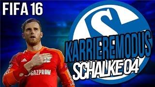 FIFA 16 ► SCHALKE 04 KARRIEREMODUS #18 | TRAUMTOR + TEAM-BERICHT...!!!! ★