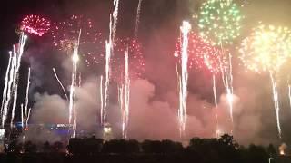 Nashville Fireworks Finale 2017