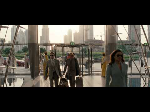 Mission: Impossible - Ghost Protocol trailers