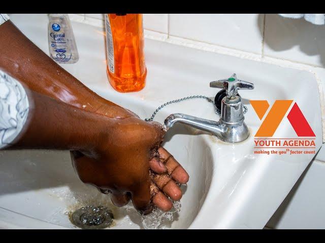 Corona hand washing challenge