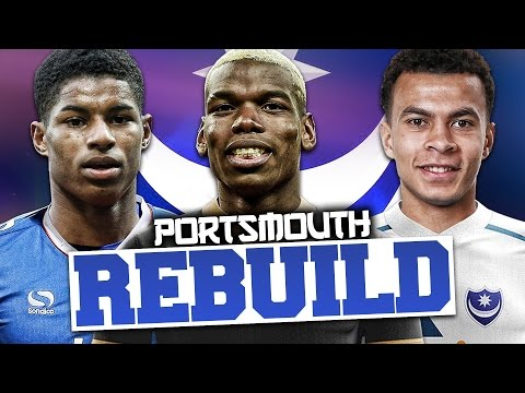 REBUILDING PORTSMOUTH!!! FIFA 17 Career Mode (50,000 SUBSCRIBER SPECIAL!)