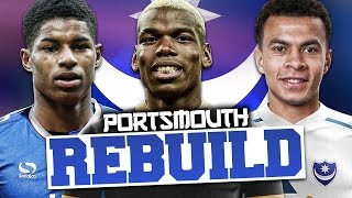 One of JarradHD's most viewed videos: REBUILDING PORTSMOUTH!!! FIFA 17 Career Mode (50,000 SUBSCRIBER SPECIAL!)