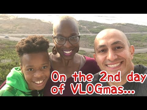 On the 2nd day of VLOGmas...