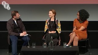Lesley Manville and Naomi Ackie | Working Class Heroes at the BFI