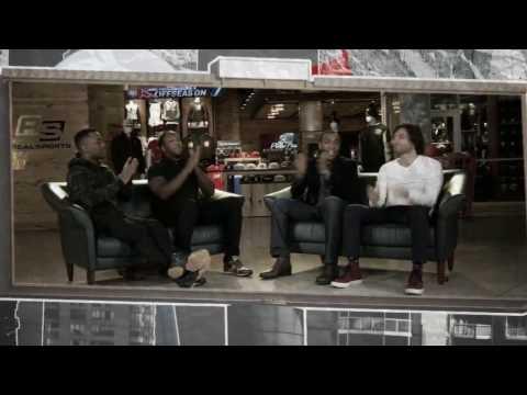 Will Strickland   NBA TV Canada