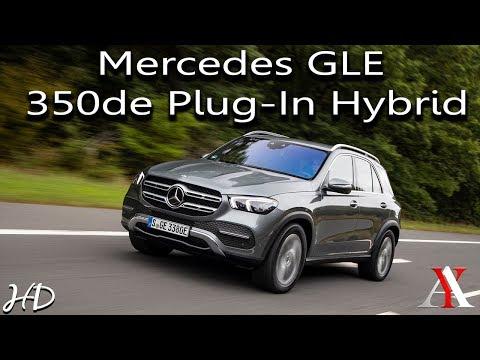 2020 Mercedes GLE 350de Plug In Hybrid