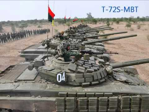 Myanmar  Military Power (Armoured Division).mp4