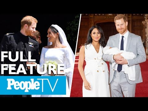 Meghan Markle&39;s First Year As The Duchess Of Sussex: A Look Back  PeopleTV