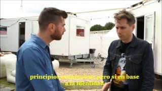 Alex Kapranos@ NorthSide Festival 2014 (Sub  Esp) [Entrevista HD]