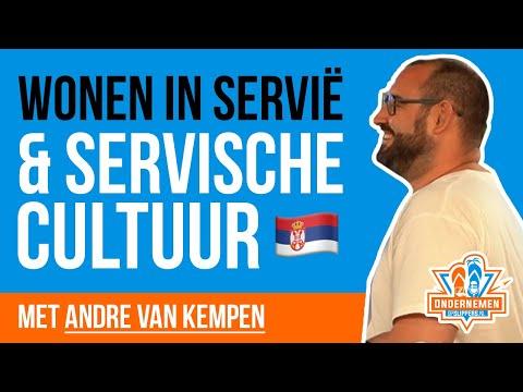 Wonen in Servië & Servische cultuur met André van Kempen