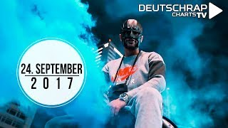 TOP 20 Deutschrap CHARTS | 24. September 2017