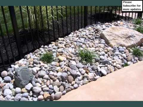 rock landscape design ideas landscaping rocks around pool - Rock Landscaping Design Ideas