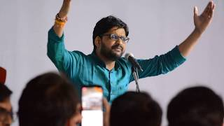ABVP Presidentail Candidate Lalit Pandey Speech In JNUSU Election 2018
