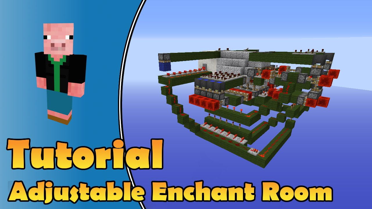how to set up an enchanting table minefcraft